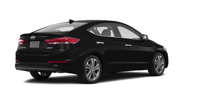 2017 Hyundai Elantra LIMITED SE | Photo 5 | Space Black