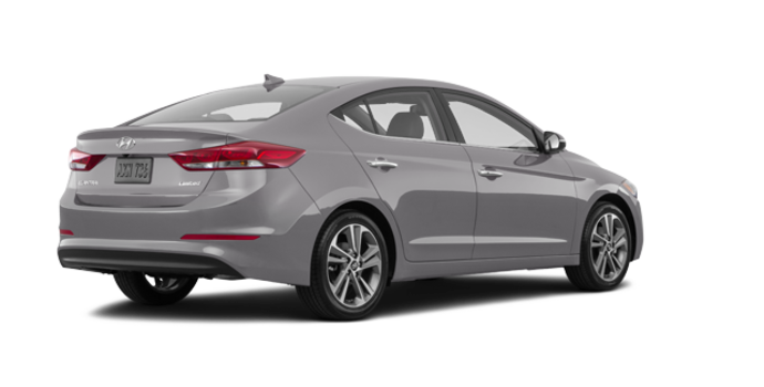 2017 Hyundai Elantra LIMITED SE | Photo 5 | Platinum Silver