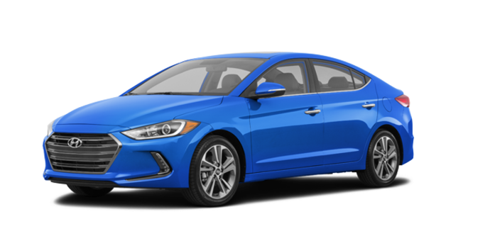 2017 Hyundai Elantra LIMITED SE | Photo 6 | Marina Blue