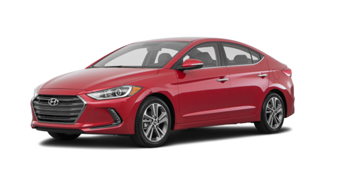 2017 Hyundai Elantra LIMITED SE | Photo 6 | Fiery Red