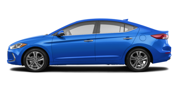 2017 Hyundai Elantra LIMITED | Photo 4 | Marina Blue