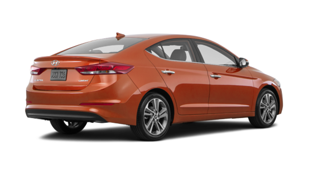 2017 Hyundai Elantra LIMITED | Photo 5 | Phoenix Orange