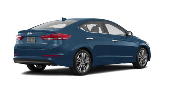 2017 Hyundai Elantra LIMITED | Photo 5 | Moonlight Blue