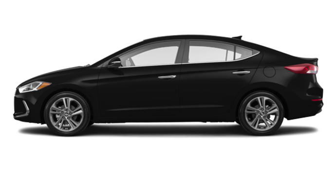 2017 Hyundai Elantra ULTIMATE | Photo 4 | Space Black