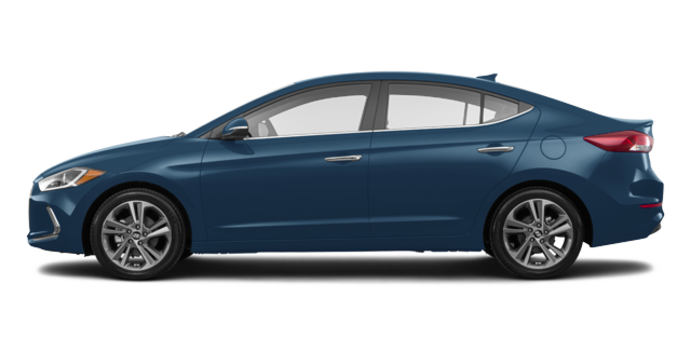 2017 Hyundai Elantra ULTIMATE | Photo 4 | Moonlight Blue