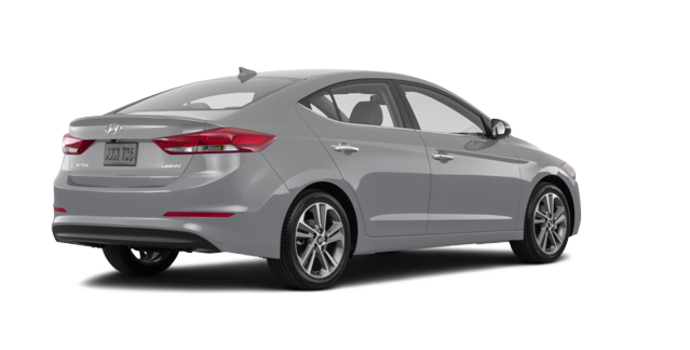 2017 Hyundai Elantra ULTIMATE | Photo 5 | Platinum Silver