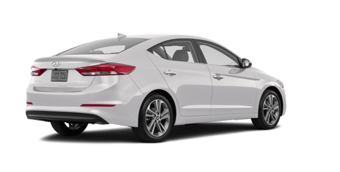2017 Hyundai Elantra ULTIMATE | Photo 5 | Polar White