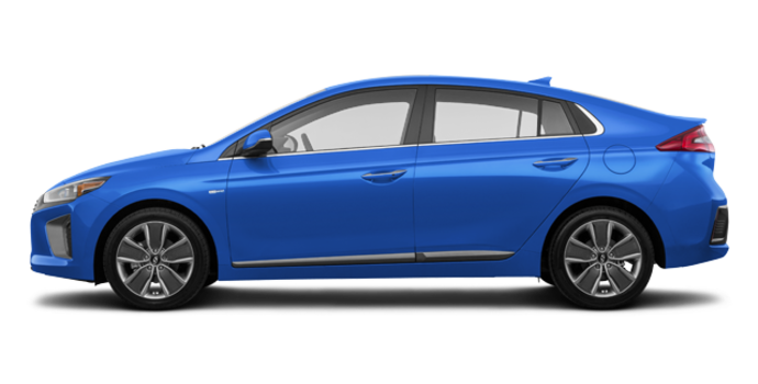 2017 Hyundai IONIQ LIMITED/TECH | Photo 4 | Marina Blue