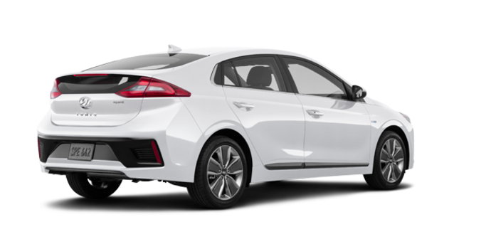 2017 Hyundai IONIQ LIMITED/TECH | Photo 5 | Polar White