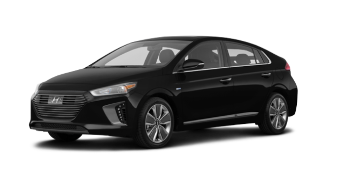 2017 Hyundai IONIQ LIMITED | Photo 6 | Phantom Black