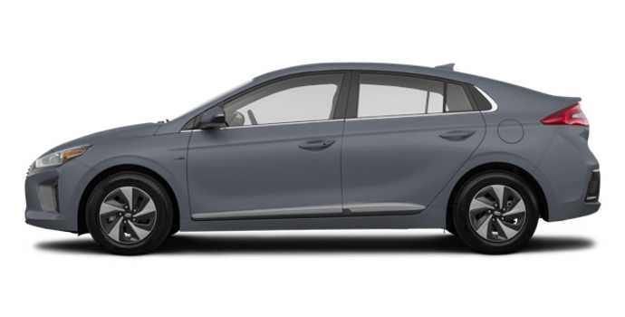 2017 Hyundai IONIQ SE | Photo 4 | Iron Grey