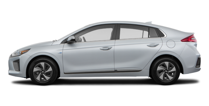 2017 Hyundai IONIQ SE | Photo 4 | Platinum Silver