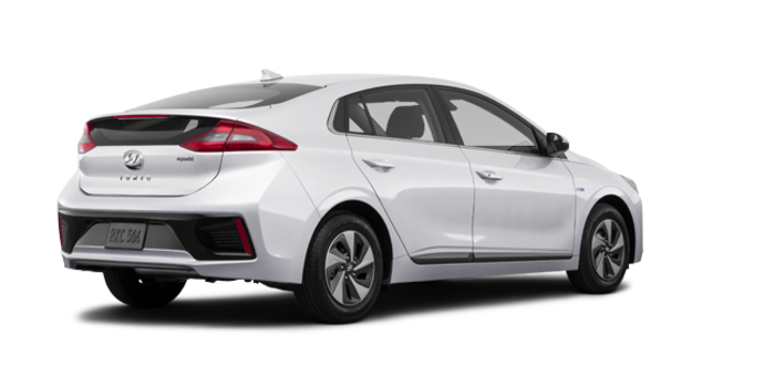 2017 Hyundai IONIQ SE | Photo 5 | Polar White