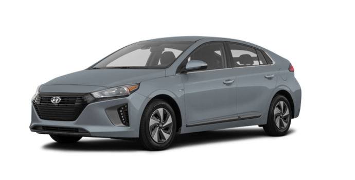 2017 Hyundai IONIQ SE | Photo 6 | Iron Grey