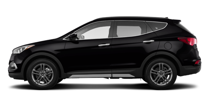 2017 Hyundai Santa Fe Sport 2.0T ULTIMATE | Photo 4 | Twilight Black