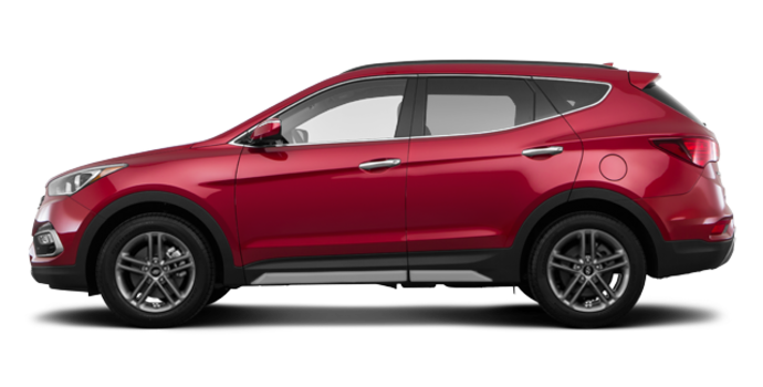 2017 Hyundai Santa Fe Sport 2.0T ULTIMATE | Photo 4 | Serrano Red