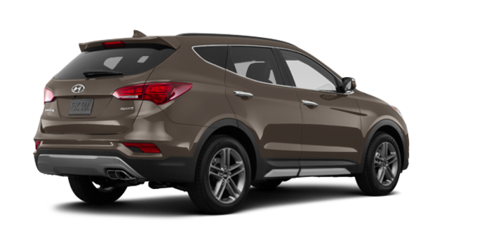 2017 Hyundai Santa Fe Sport 2.0T ULTIMATE | Photo 5 | Platinum Graphite