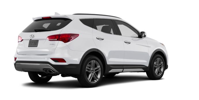2017 Hyundai Santa Fe Sport 2.0T ULTIMATE | Photo 5 | Frost White Pearl