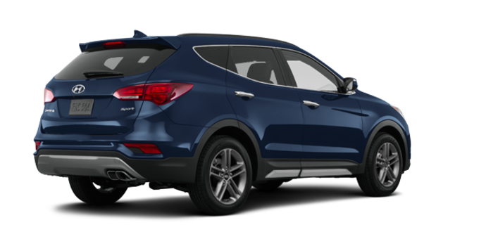 2017 Hyundai Santa Fe Sport 2.0T ULTIMATE | Photo 5 | Marlin Blue