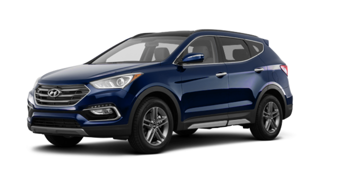 2017 Hyundai Santa Fe Sport 2.0T ULTIMATE | Photo 6 | Nightfall Blue