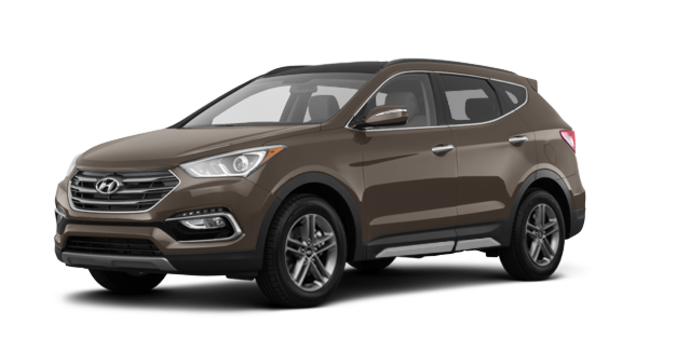 2017 Hyundai Santa Fe Sport 2.0T ULTIMATE | Photo 6 | Platinum Graphite