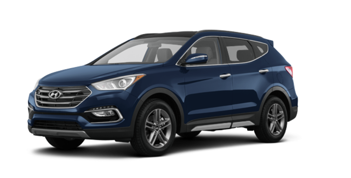 2017 Hyundai Santa Fe Sport 2.0T ULTIMATE | Photo 6 | Marlin Blue