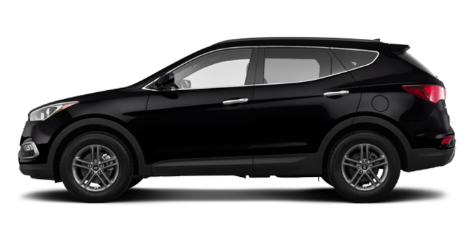2017 Hyundai Santa Fe Sport 2.4 L | Photo 4 | Twilight Black