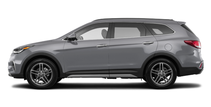 2017 Hyundai Santa Fe XL LIMITED | Photo 4 | Iron Frost