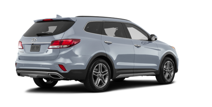 2017 Hyundai Santa Fe XL LIMITED | Photo 5 | Circuit Silver