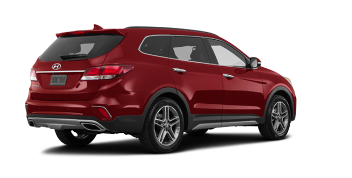 2017 Hyundai Santa Fe XL LIMITED | Photo 5 | Regal Red Pearl