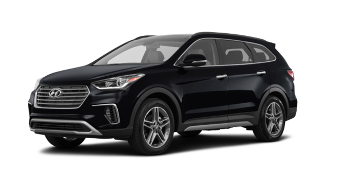 2017 Hyundai Santa Fe XL LIMITED | Photo 6 | Becketts Black