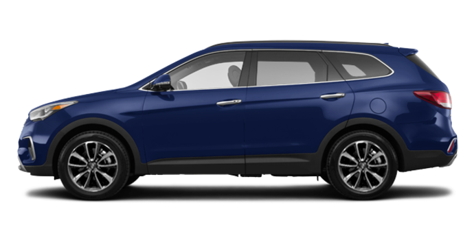2017 Hyundai Santa Fe XL LUXURY | Photo 4 | Storm Blue