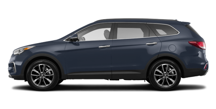 2017 Hyundai Santa Fe XL LUXURY | Photo 4 | Night Sky Pearl
