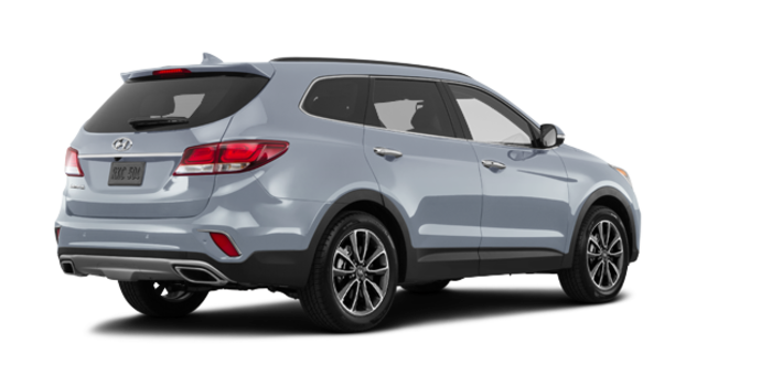 2017 Hyundai Santa Fe XL LUXURY | Photo 5 | Circuit Silver