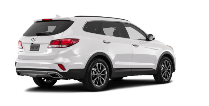 2017 Hyundai Santa Fe XL LUXURY | Photo 5 | Monaco White