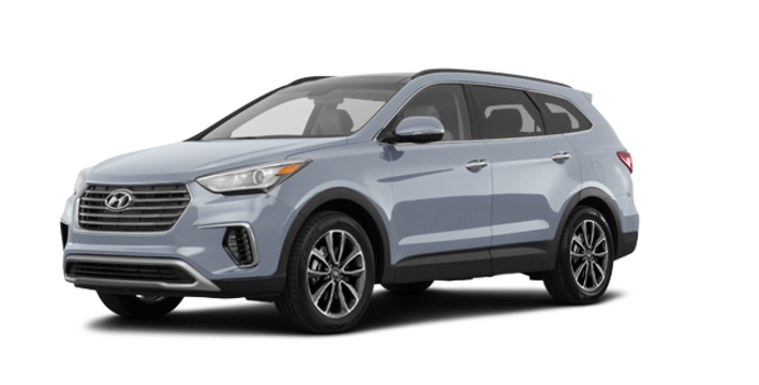 2017 Hyundai Santa Fe XL LUXURY | Photo 6 | Circuit Silver