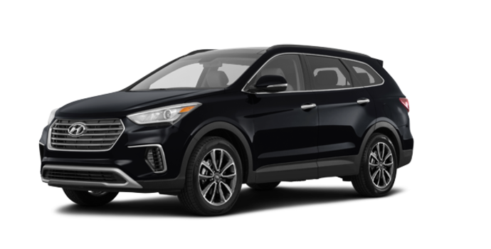 2017 Hyundai Santa Fe XL LUXURY | Photo 6 | Becketts Black