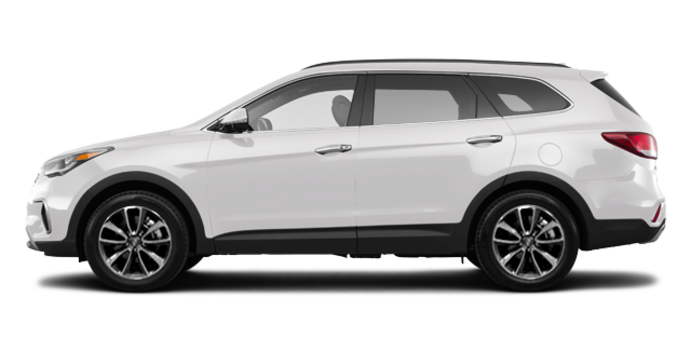 2017 Hyundai Santa Fe XL PREMIUM | Photo 4 | Monaco White