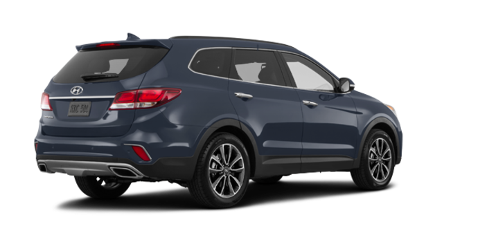 2017 Hyundai Santa Fe XL PREMIUM | Photo 5 | Night Sky Pearl