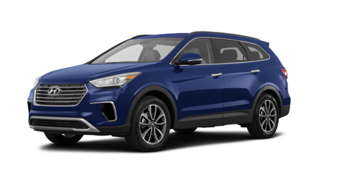 2017 Hyundai Santa Fe XL PREMIUM | Photo 6 | Storm Blue