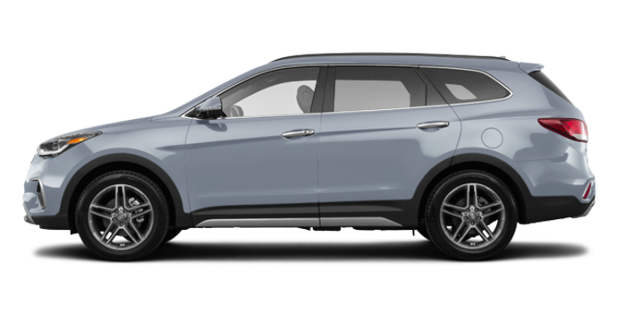 2017 Hyundai Santa Fe XL ULTIMATE | Photo 4 | Circuit Silver
