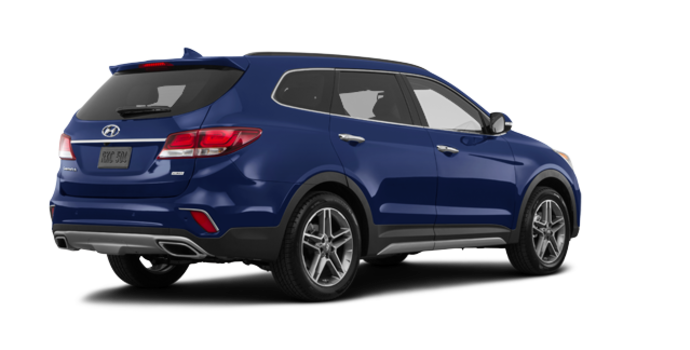 2017 Hyundai Santa Fe XL ULTIMATE | Photo 5 | Storm Blue