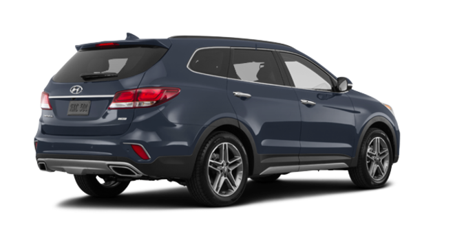 2017 Hyundai Santa Fe XL ULTIMATE | Photo 5 | Night Sky Pearl