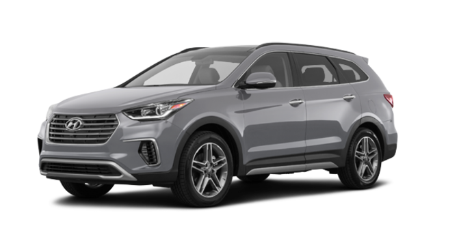 2017 Hyundai Santa Fe XL ULTIMATE | Photo 6 | Iron Frost