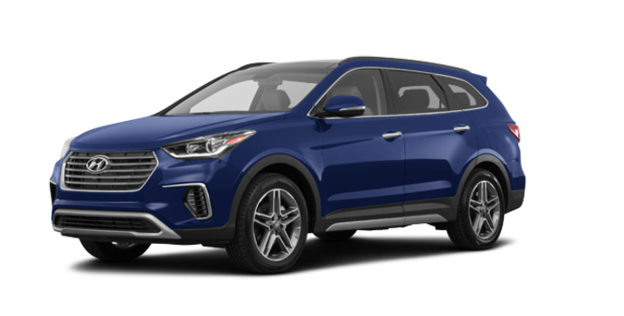 2017 Hyundai Santa Fe XL ULTIMATE | Photo 6 | Storm Blue