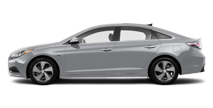 2017 Hyundai Sonata Hybrid ULTIMATE | Photo 4 | Silver