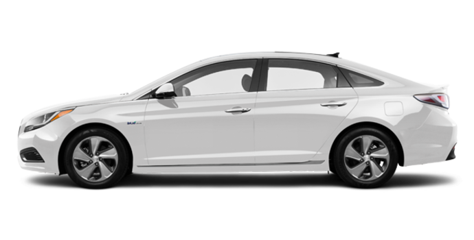2017 Hyundai Sonata Hybrid ULTIMATE | Photo 4 | White
