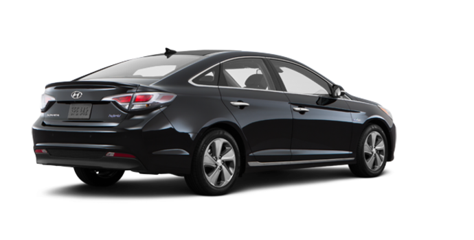 2017 Hyundai Sonata Hybrid ULTIMATE | Photo 5 | Black