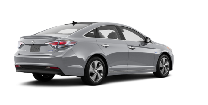 2017 Hyundai Sonata Hybrid ULTIMATE | Photo 5 | Grey
