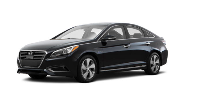 2017 Hyundai Sonata Hybrid ULTIMATE | Photo 6 | Black